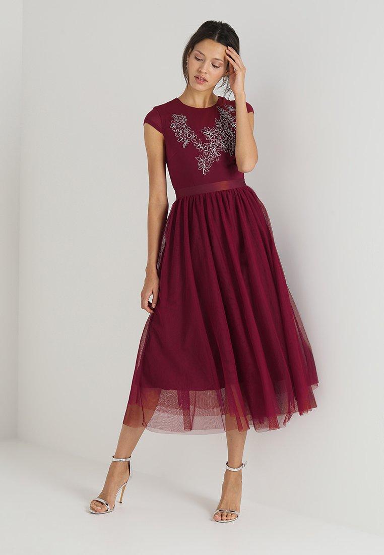mint&berry - Suknia balowa - cabernet