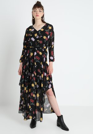 Maxi šaty - black/black