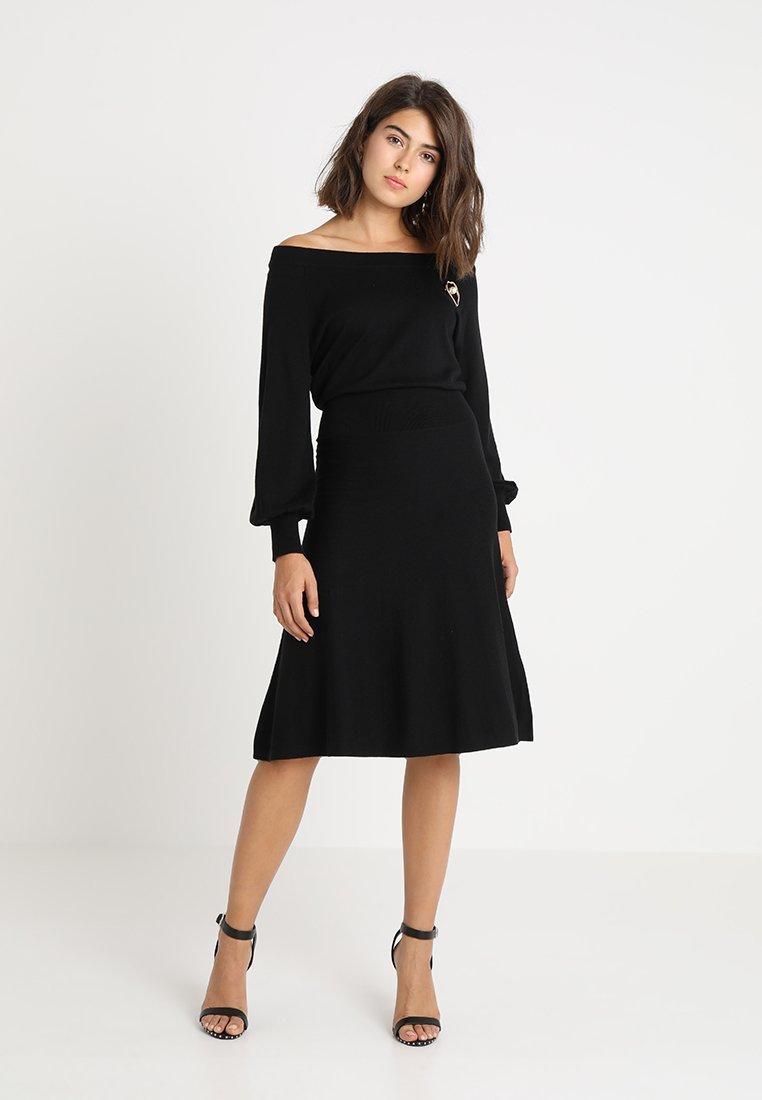 mint&berry - Jumper dress - black