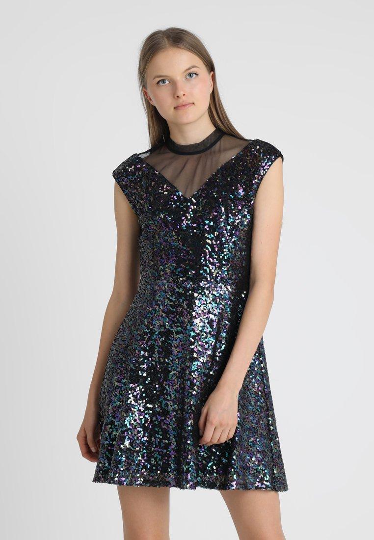 mint&berry - Cocktailkleid/festliches Kleid - black/black