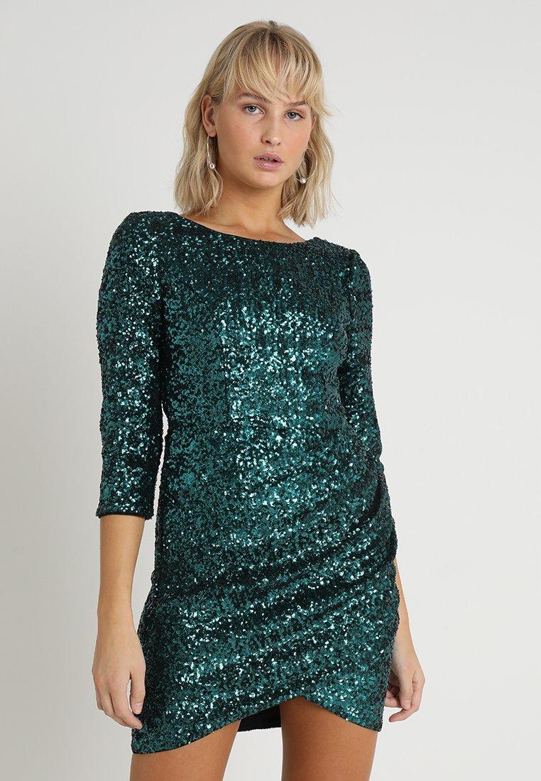 mint&berry - Koktejlové šaty/ šaty na párty - dark green