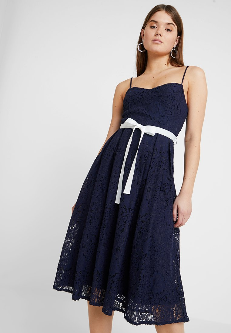 mint&berry - Cocktailkleid/festliches Kleid - maritime blue