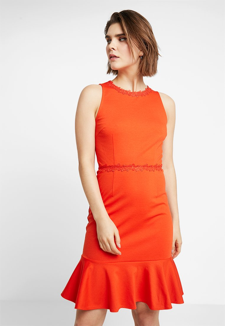 mint&berry - Cocktailkleid/festliches Kleid - orange