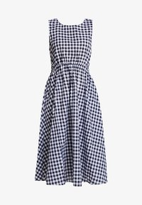mint&berry - Sukienka letnia - dark blue/white - 5