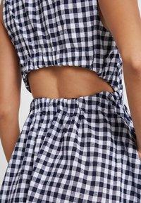 mint&berry - Sukienka letnia - dark blue/white - 6