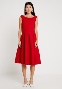 mint&berry - Jersey dress - crimson - 0