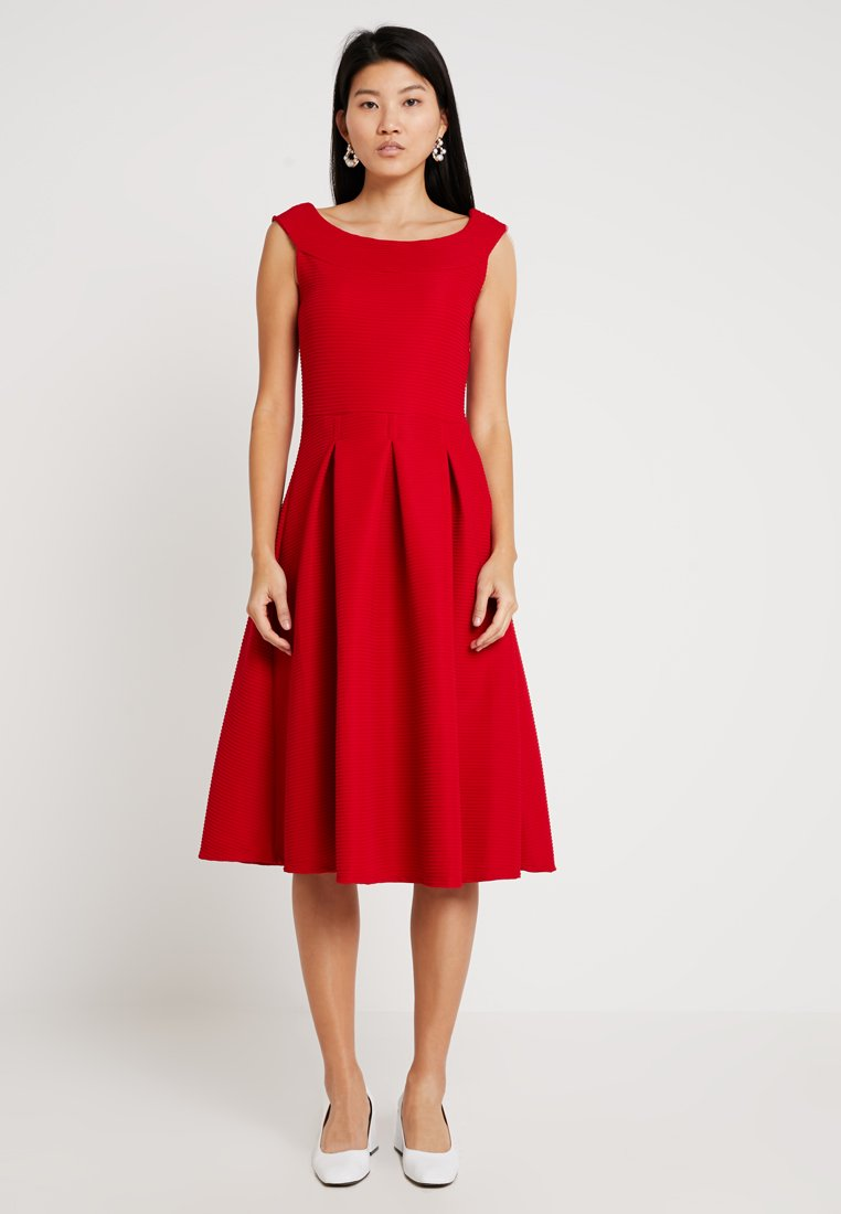 mint&berry - Jersey dress - crimson