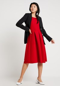 mint&berry - Jersey dress - crimson - 1