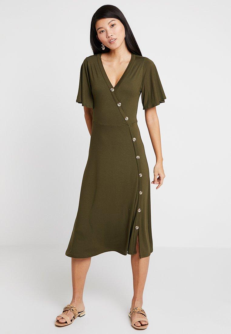 mint&berry - Vestito di maglina - olive night