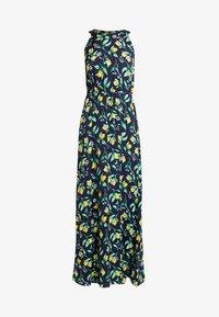 mint&berry - Maxi dress - yellow/dark blue - 4