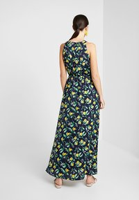 mint&berry - Maxi dress - yellow/dark blue - 2