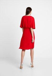 mint&berry - Koktejlové šaty/ šaty na párty - red - 2