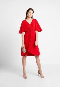 mint&berry - Koktejlové šaty/ šaty na párty - red - 1