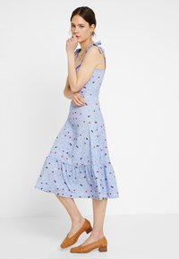 mint&berry - Maxi dress - white/blue - 1