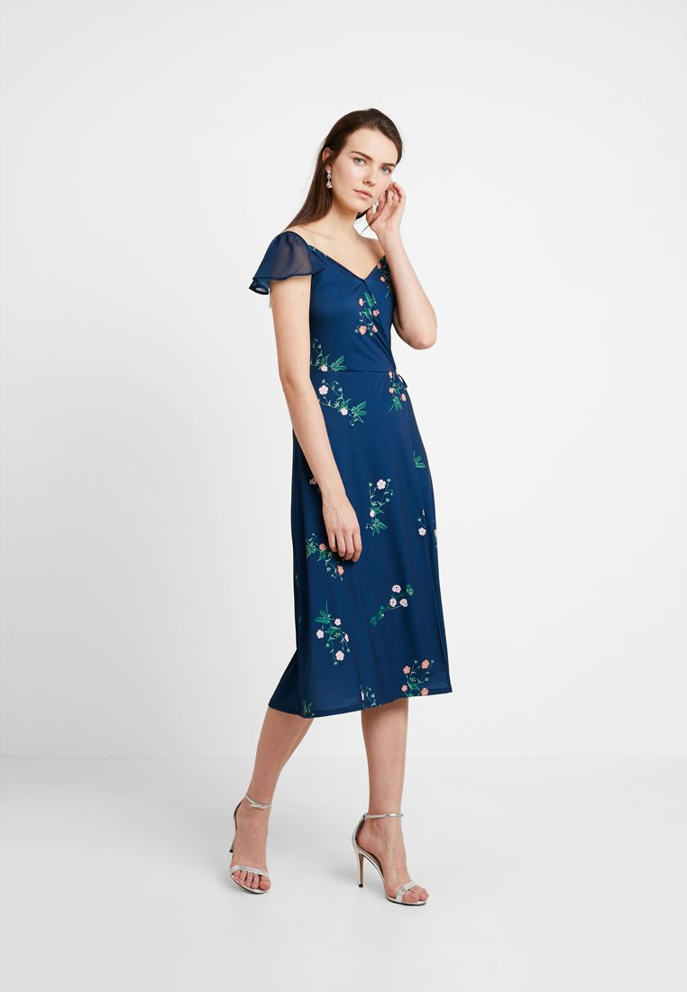 mint&berry - Freizeitkleid - dark blue