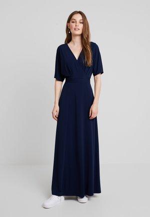 Robe longue - maritime blue
