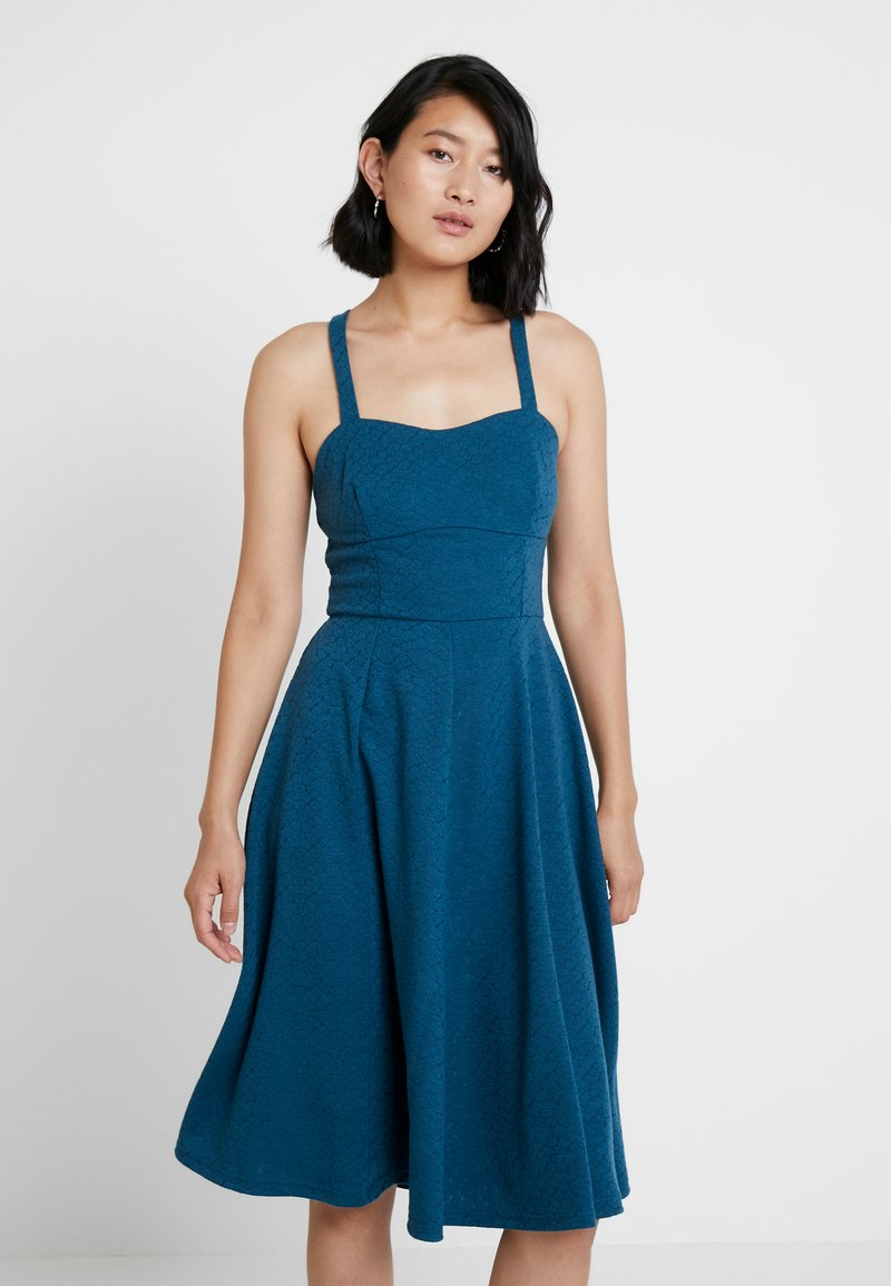 mint&berry - Jersey dress - legion blue