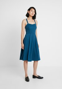 mint&berry - Jersey dress - legion blue - 2