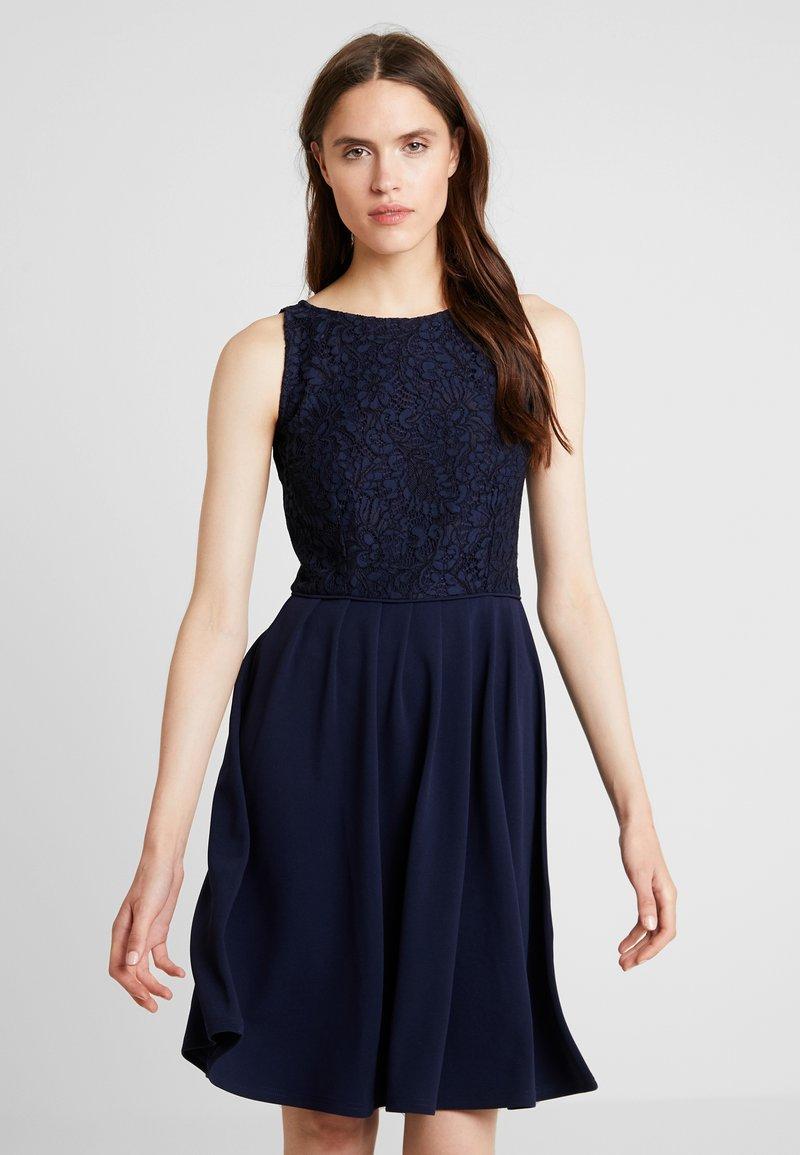 mint&berry - Jersey dress - maritime blue