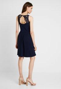 mint&berry - Jersey dress - maritime blue - 2