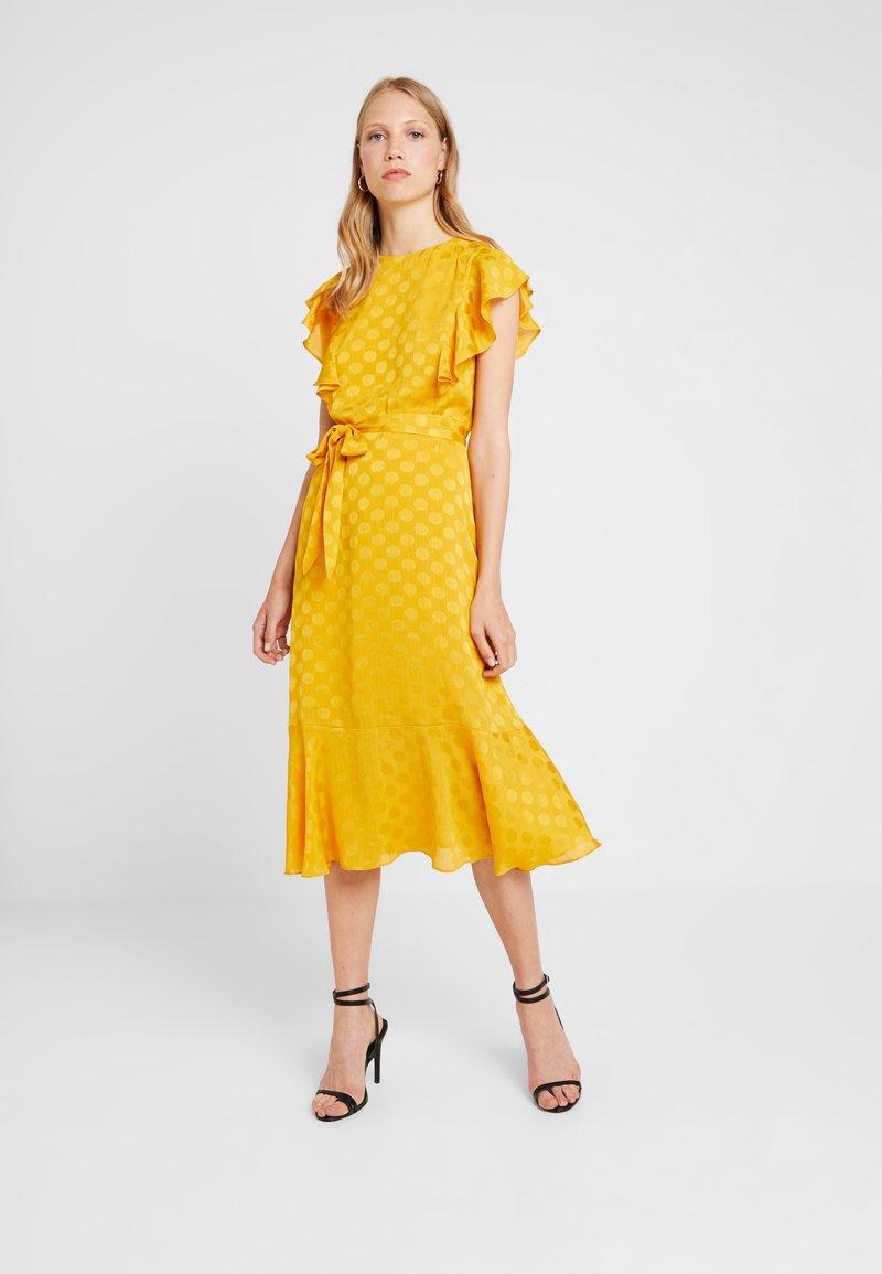 mint&berry - Freizeitkleid - yellow