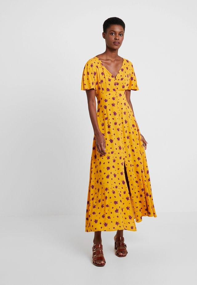 Vestito lungo - yellow