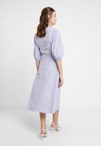mint&berry - Day dress - white/light blue - 2