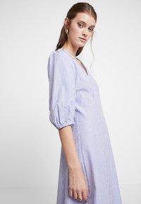 mint&berry - Day dress - white/light blue - 3
