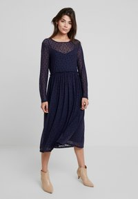 mint&berry - Day dress - dark blue - 0