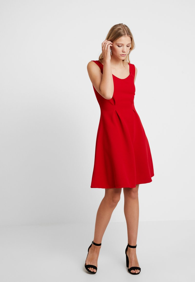 mint&berry - Jersey dress - red
