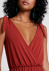 mint&berry - Jersey dress - red ochre - 6