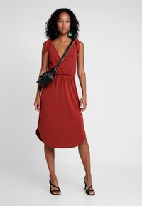 mint&berry - Jersey dress - red ochre - 2