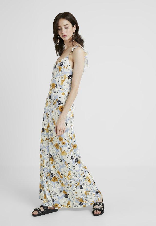 Vestito lungo - multi-coloured