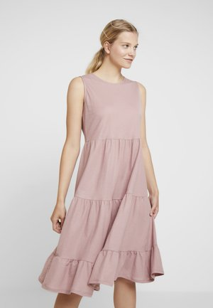 Vapaa-ajan mekko - rose