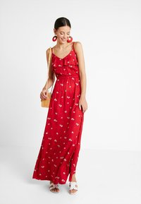 mint&berry - Robe longue - red - 2