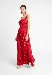 mint&berry - Robe longue - red - 0