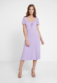 mint&berry - Jersey dress - lavendula - 0