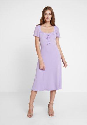 Jersey dress - lavendula
