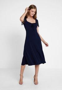 mint&berry - Vestido ligero - maritime blue - 2