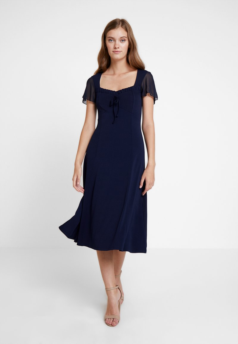 mint&berry - Vestido ligero - maritime blue