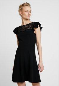mint&berry - Vestido ligero - black - 0