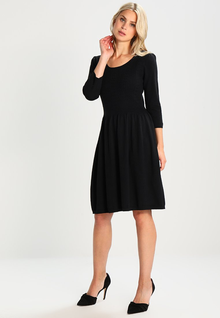 mint&berry - Jumper dress - black