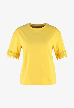T-shirts med print - primose yellow