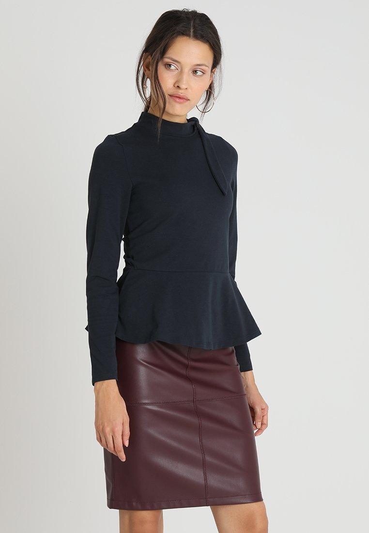 mint&berry - PLEPLUM TOP - Long sleeved top - salute