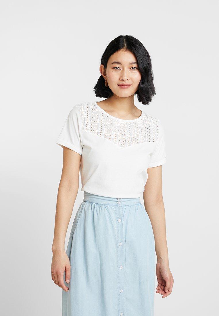 mint&berry - T-Shirt print - cloud dancer