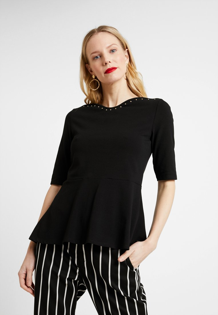 mint&berry - Print T-shirt - black