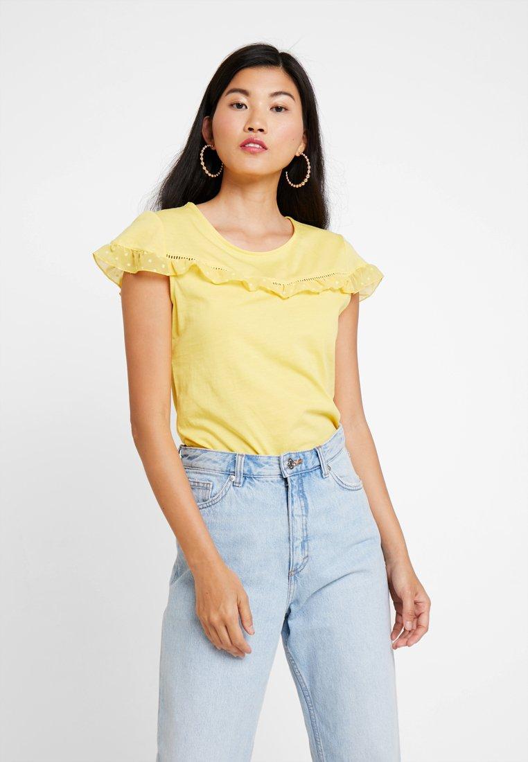 mint&berry - Print T-shirt - primrose yellow
