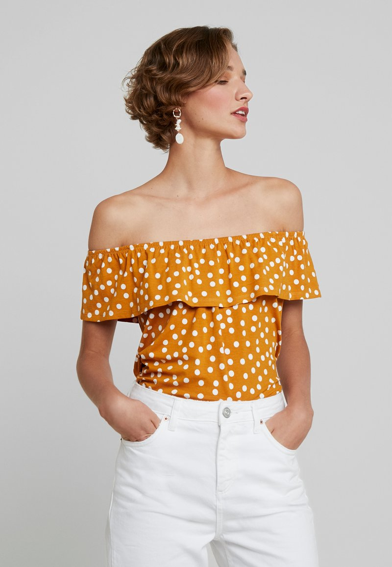 mint&berry - Print T-shirt - sunflower