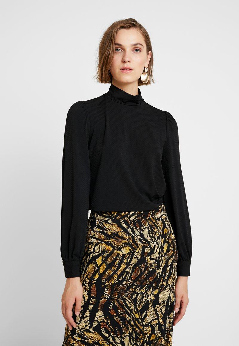 mint&berry - Bluzka z długim rękawem - black