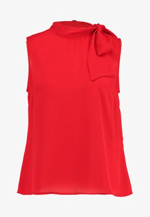 Top - chinese red